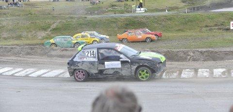 STØRST: Ifølge arrangørene har ingen andre billøp i Norge så mange deltakere.