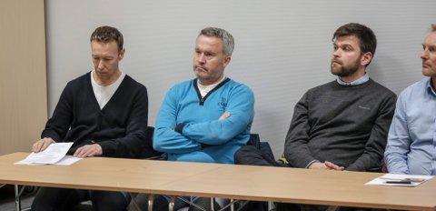 Roger Håkonsen bekrefter at arbeidsgruppa har fått enda en lovnad om sponsormidler, denne gangen fra Coop.