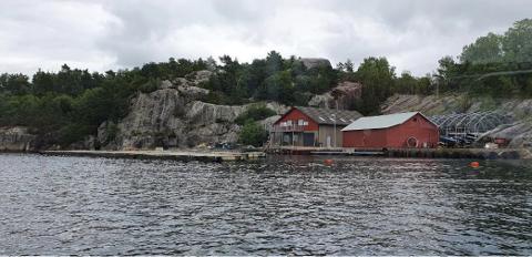 ØNSKER ENDRINGER: Fiskå Undervannsservice søker om dispensasjon til oppgradering av kai og nye flytebrygger.