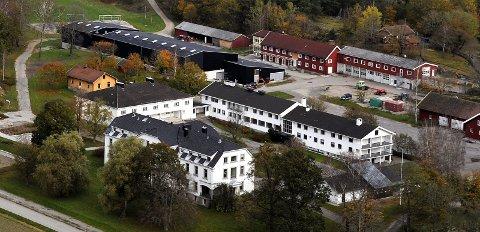 KALNES: De fire videregående skolene i Sarpsborg ser at flere elever fullfører videregående.