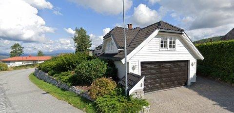 SOLGT: Gjermund Haugensvei 34 på Høgås ble solgt for 5,1 millioner kroner.