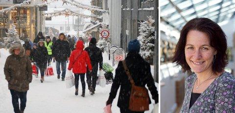 OPPELVELSER: Vi har gjort intervjuer med innbyggere i Vestfold-byer som har flyttet hjem, etter å ha bodd i storbyer utenlands eller i Oslo. De etterspør butikker som inviterer dem til verdiskaping, skriver Birgit Andrine Apenes Solem.