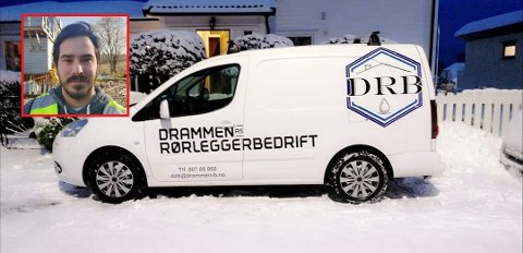 HAR DU SETT DENNE BILEN?: Om du ser en hvit Peugeot Partner kjørende rundt i Horten, må du kontakte politiet. Bilen er nemlig stjålet.