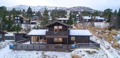 KJØPT: Robert Bakken (44) fra Steinkjer solgte leiligheten i Åre til 2,7 millioner kroner og bare noen måneder senere kjøpte han en hytte i Bjørgan til rett over 3 millioner kroner.