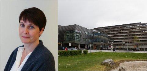 LEIAR IGJEN: Dagrun Kyrkjebø har tidlegare leiarerfaring frå både Helse Førde og HVL. Neste år skal ho tilbake i sjefsstol hos førstnemnde.