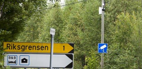 OVERVÅKING: Bildene fra dette kameraet på Kjerret nordøst fra Finnsrud kunne ha kastet nytt lys over det brutale overfallet på Arne Finsrud, men politiet får aldri se hvilke biler som passerte      grenseovergangen.FOTO: KJELL R. HERMANSEN