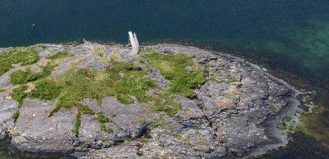 HVOR ER DETTE? Et kjært sted på Haugalandet, fra måkeperspektiv.