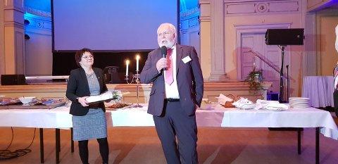 Per Hansen mottok prisen torsdag kveld.