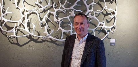 VIKTIG JOBB: Næringssjef i fylkeskommunen Nils Arne Johnsen sier at det er flere spennende arbeidsoppgaver knyttet til stillingen. Seksjonssjefen for næringssatsing vil svare til næringssjefen.