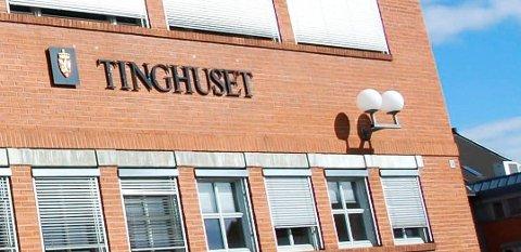 FØRSTE DOM: En tidligere ustraffet kvinne i 20-årene ble dømt i Nedre Telemark Tingrett.