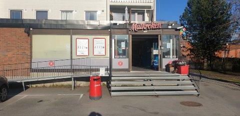 STENGER: 30. april stenger Matkroken dørene. 14. mai åpner butikken som en Coop Prix-butikk.