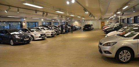 Finn.no er størst på bruktbil i Norge, veldig mange bruker nettstedet for å kjøpe og selge bil.