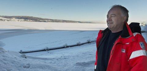 KOKEPÅBUD: – Kokepåbudet er mest sannsynlig opphevet på mandag, forteller Roar Bustebakke - driftsleder vannverk, Gjøvik kommune.
