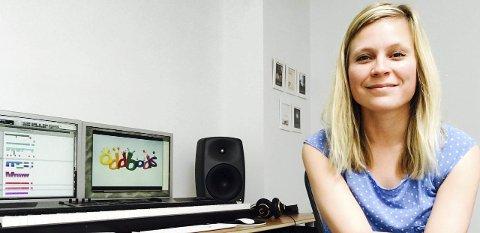 «vant» superbowl: Totningen Kristin Øhrn Dyrud var sterkt delaktig i at reklamefilmen for bilmerket Jeep fikk mye oppmerkosmhet under årets Superbowl i USA. foto: privat