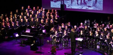 RAMMET: Både Stavern Agnes Musikkorps og Rakkestuten blandakor er rammet hardt av koronasmittetilfeller.