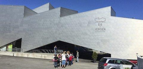 INVITERER: Telemark Museum inviterer til bredere eierskap for DuVerden AS.