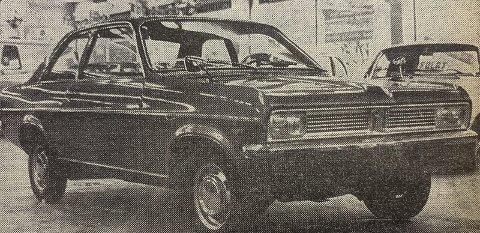 POPULÆR: Vauxhall Viva.