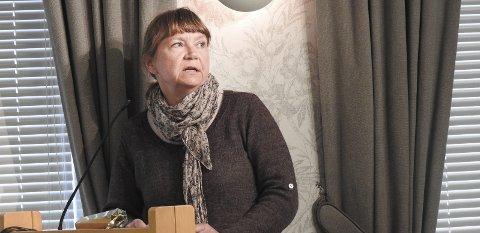 UKJENT EFFEKT: Økonomisjef Gunn Ellen Berg sier effekten for den enkelte i Bamble ikke blir kjent før nye takster er klare.