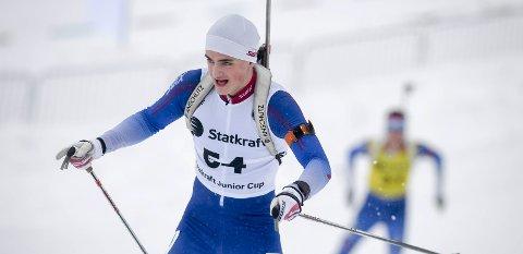 NY SESONG: Martin Alfheim går norgescup for junior på Lygna kommende helg. Foto: Øyvind Bratt