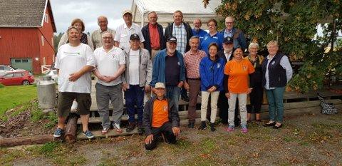 Arbeidsgruppen for Pensjonist Partiet Innlandet