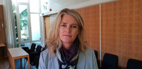 ANMELDTE: - Ikke finn deg i at noen sender deg bilder via sosiale medier, som er seksuelt trakasserende, sier Marianne Henriksen.