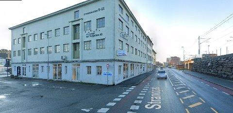 KONKURS: Selskapet hadde føretaksadresse i same bygg som Rørlegger Torgersen.