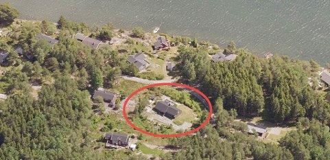 Ingerøy Hyttegrend 46 er solgt for 3,4 millioner.