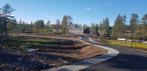 VISJON: Ildsjelene bak Grønkjær skisenter har ambisjoner om å skape et nasjonalt senter for mennesker med nedsatt funksjonsevne.  (Foto: Ola Wårås)