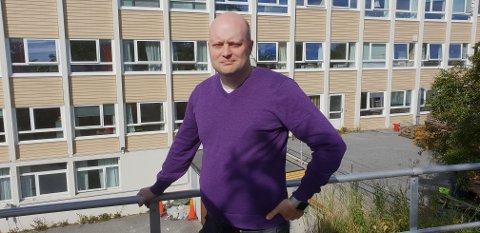 Erik Aukan i Kristiansund Frp.