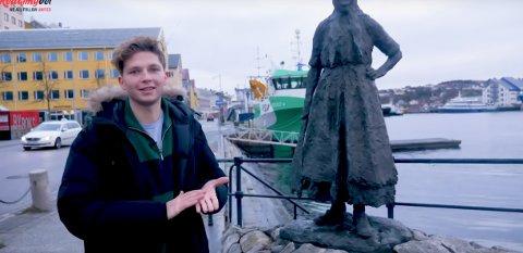 Programlederen fra Redarmybet følger i Ole Gunnar Solskjærs fotspor.