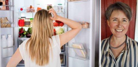 REDUSER SVINN! En rapport fra Østlandsforskning viser at privathusholdningene står for ca. 58% av alt matsvinnet her i landet. Hva om du hver kveld tar en titt i kjøleskapet og legger en plan for morgendagens måltider, skriver Heidi Myhre.