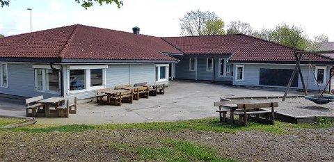 Mortenåsen barnehage ligger i Jutulveien på Eik.