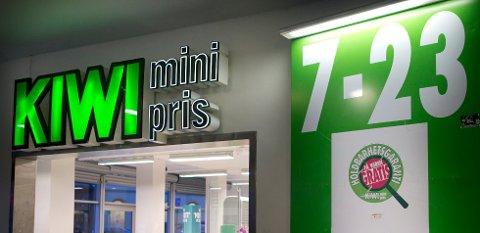RENT BORD: Kiwi gjør rent bord i Vestfoldbyene, i Forbrukerrådets nye prissjekk-tjeneste. Men mange butikker har tilnærmet likt prisnivå.