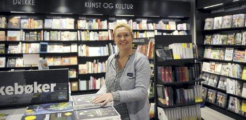 Butikksjef ved Norli Strandgaten, Sylvia Gjersvik forteller at det selges en god del bøker i desember. – Det er mange store sesonger i et bokhandel år, sier hun til BA. Hun kan derimot meddele at desember er en av de travleste månedene.