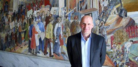 """LANG ERFARING: Geir Lippestad er """"læreren"""" når kommuner og menigmann skal få lære mer om brukerstyrt personlig assistanse 2. mars. Han har lang erfaring på feltet både som advokat og som arbeidsleder for sin nå  avdøde datter."""