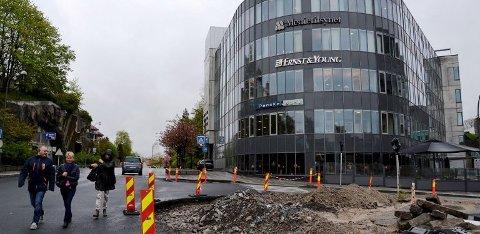 Medietilsynets kontorer i Fredrikstad
