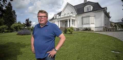 GRÜNDER: Årets lokalmatgründer Olav Lie-Nilsen. Foto: Vidar Sandnes
