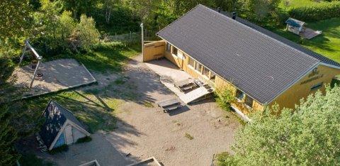 Den gamle vikingbarnehagen i Høvdingveien på Borg er solgt.