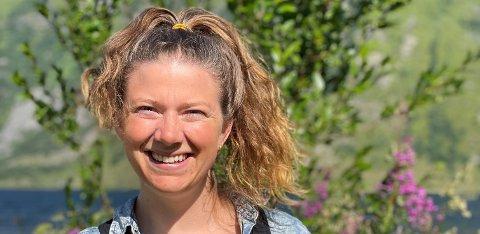 Guri Bendz er daglig leder ved Furu Hostel & Café.