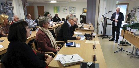 Umusikalsk: Aps valgkamppamflett stemmer dårlig overens med partiets realpolitikk, skriver Tor Petter Ekroll.