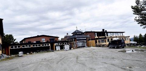 Tilsyn: Eidefoss avdekket rystende avvik ved Rondeslottet hotell i desember. Nå er eierne av hotellet i ferd med å utbedre avvikene.Foto: Arkiv