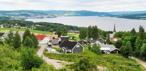 NORDLIA: Miljødirektoratet støtter Fylkesmannen i Innlandet, som ikke vil ha boligfeltet Østre Toten kommune kjemper for å få på plass i fjerdingen.