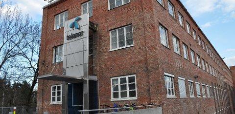 FLEST VED FORNEBU: De fleste kuttene skal gjøres ved hovedkontoret på Fornebu, det er foreløpig usikkert hvordan omstillingen bli påvirke Gjøvik-avdelingen.