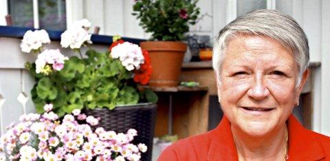 Anne Meklenborg var på Sundvolden i 2011.