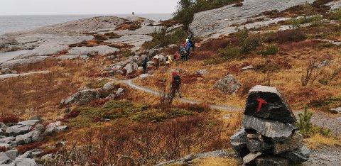 Mange har tatt turen til Klubba-området i løpet av årets Stikk Ut-sesong.