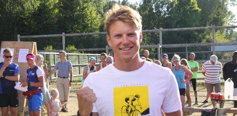 PROFILERT: Landslagsskiskytteren Vetle Sjåstad Christiansen vant i fjor.