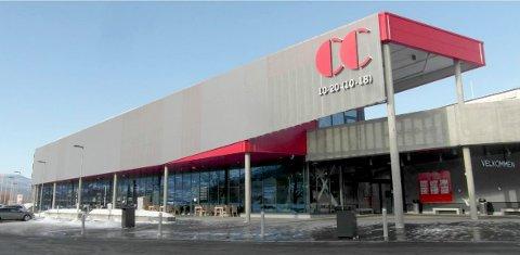 Nye CC er nominert til Byggeskikprisen 2018.