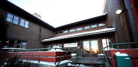Stengte kjøkkenet: Sykehjemmet Emil Mørchs Minne i Borge tok straks affære da en rotte ble tatt.