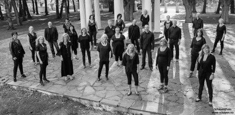 Gospelkoret Joyful ser frem i mot å skape ekte gospelstemning på Sarpsborg Scene, lørdag 22 april.