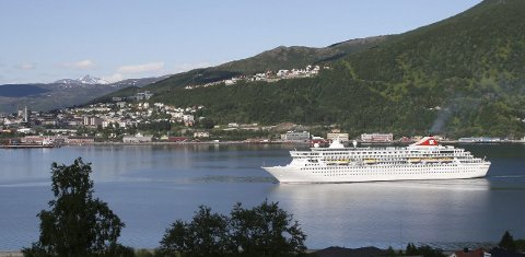 ER EIER: Gjennom sitt eierskap til havnene har kommunene ansvaret for sjøtransportens viktigste infrastruktur, skriver Tor Husjord i dette innlegget.